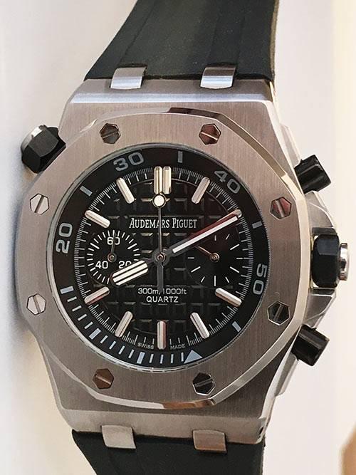 Replica horloge Audemart Piguet Royal oak 05