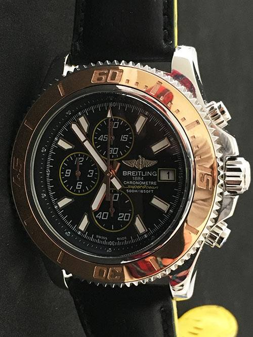 Replica horloge Breitling superocean 01