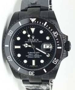 Replica horloge Rolex Submariner 15 Date (40mm) 116610LN Pro-Hunter Black