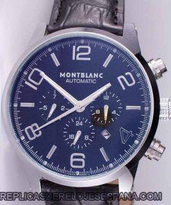 Replica horloge Montblanc Time walker 01