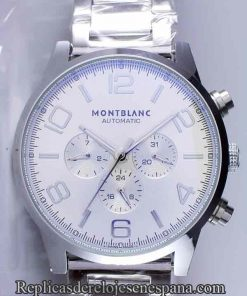 Replica horloge Montblanc Time walker 07