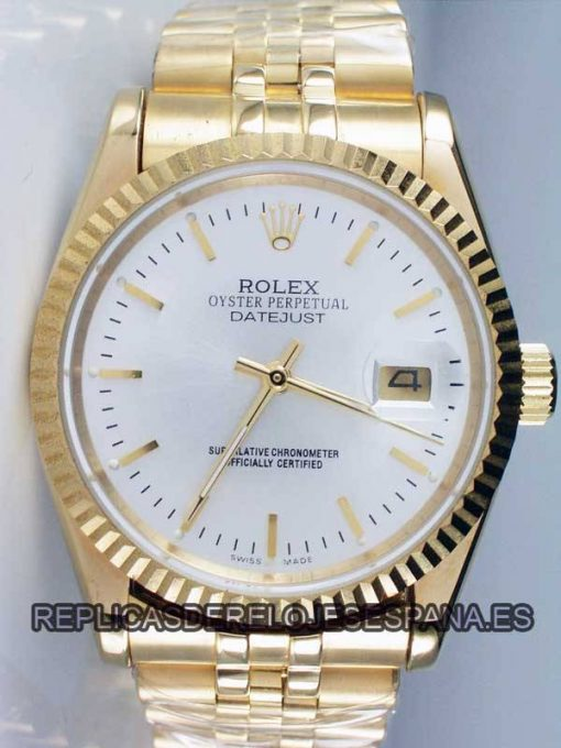 Replica horloge Rolex Datejust 08 36mm