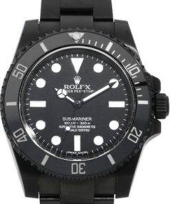Replica horloge Rolex Submariner 15 (40mm) 116610LN Pro-Hunter Black