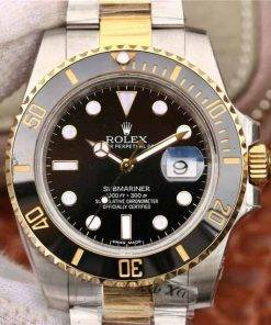 Replica horloge Rolex Submariner 05 (40mm) 116613LN