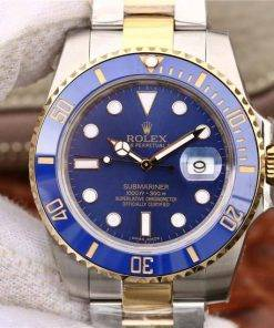 Replica horloge Rolex Submariner 04 (40mm) 116613BLSO