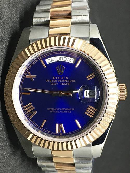 Replica horloge Rolex Day-Date 07 (40mm)
