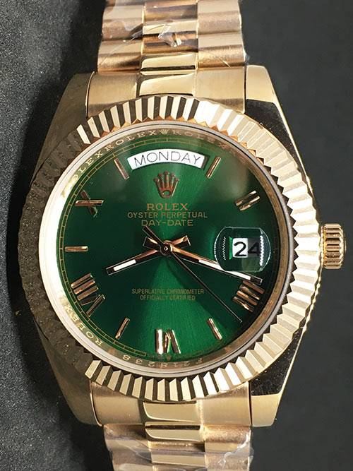 Replica horloge Rolex Day-Date 08 (40mm)