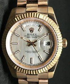 Replica horloge Rolex Day-Date 09 (40mm)