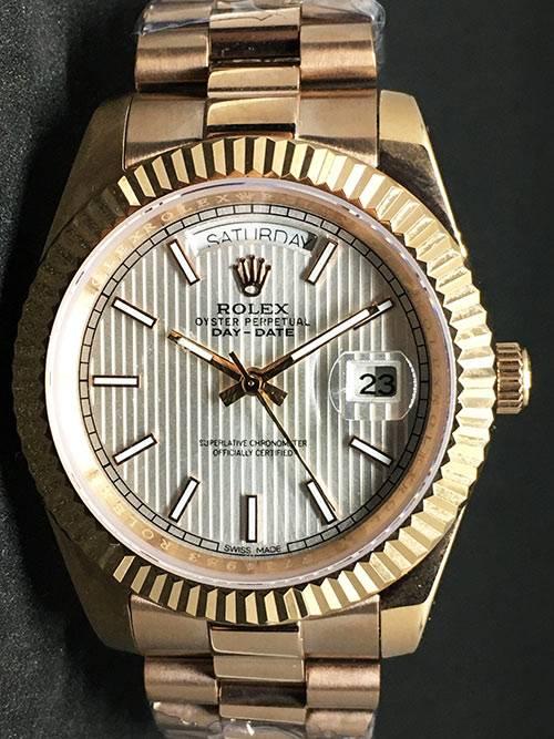 Replica horloge Rolex Day-Date 09 (40mm)