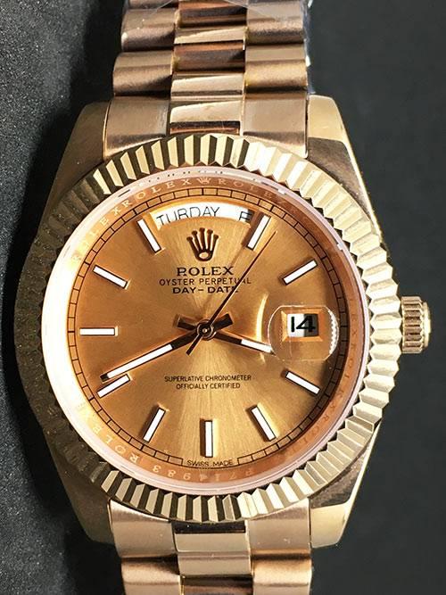 Replica horloge Rolex Day-Date 10 (40mm)