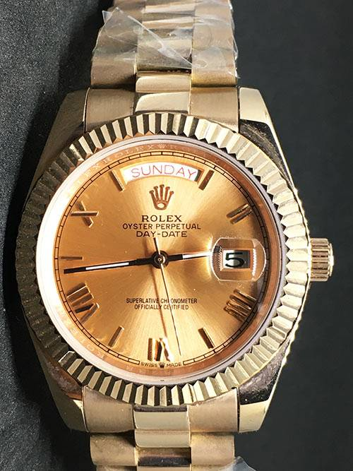 Replica horloge Rolex Day-Date 11 (40mm)