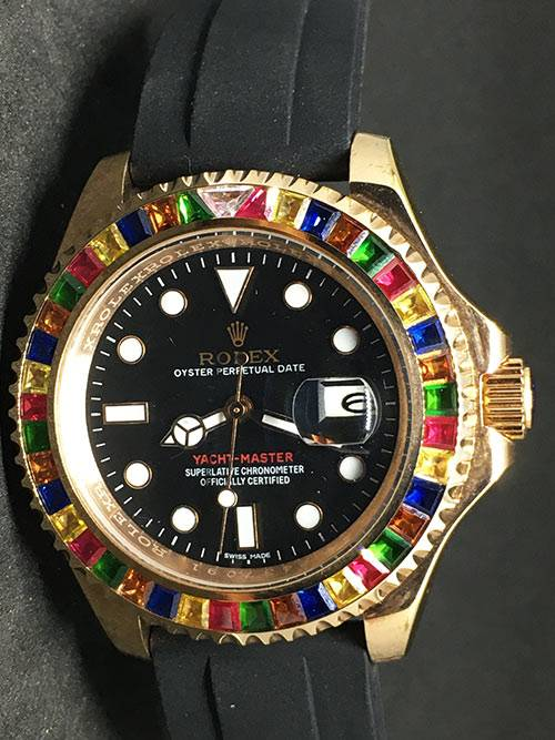 Replica horloge Rolex Yacht master 01 (40mm)