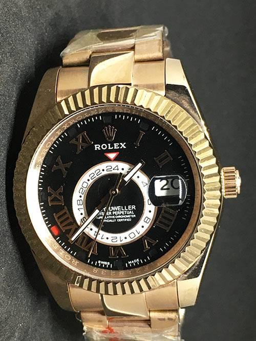 Replica horloge Rolex Sky dweller 02 (42mm)