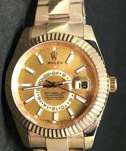 Replica horloge Rolex Sky dweller 04 (42mm)