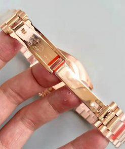 Replica Rolex Day Date mm K Rose Gold Watch x