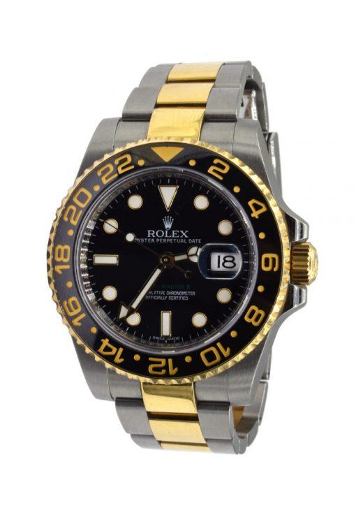 Two Tone GMT Master II Rolex x