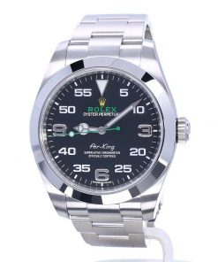 Replica horloge Rolex Air King 01 (40mm) 116900 (2021) Oyster band-Automatic-Top kwaliteit!