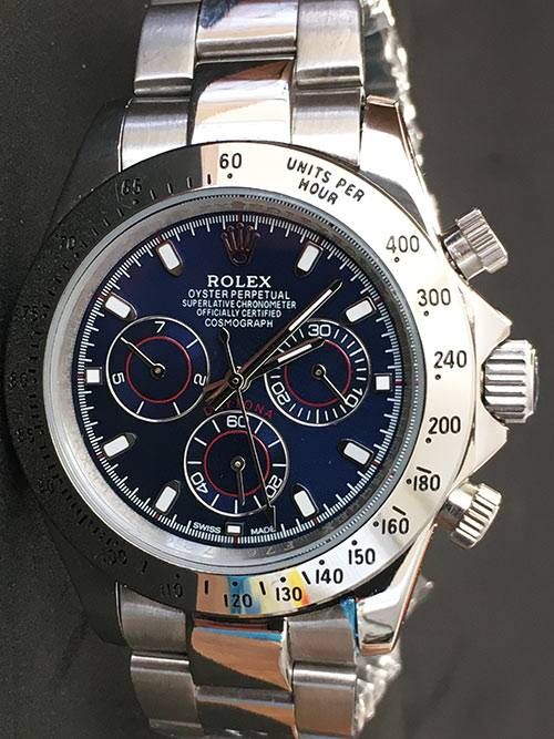 Rolex Daytona Cosmograph 116509 blue