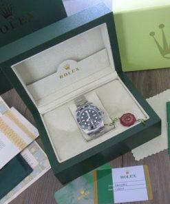 Replica Rolex box +papieren