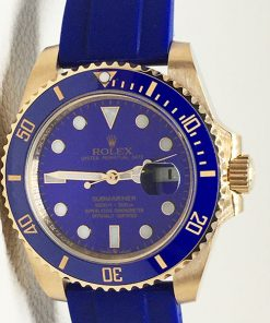 Replica horloge Rolex Submariner 08 Date (41mm) 126618LB (Gold) 116613LB Rubber B
