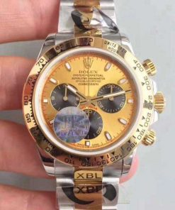 Replica horloge Rolex Daytona 22 cosmograph (40mm) 116503 Yellow Gold-Automatic-Top kwaliteit!