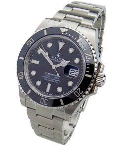 Replica horloge Rolex Submariner 01 (41mm) 126610LN Date/ Black /Automatic Zwarte wijzerplaat] 2020 Oystersteel-staal Top kwaliteit!