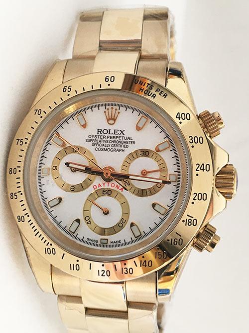 Replica horloge Rolex Daytona 25 cosmograph (40mm) 116505 -Gold
