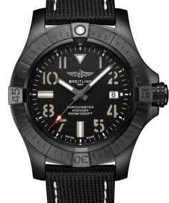 breitling avenger automatic seawolf night mission
