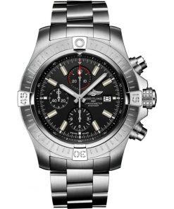 breitling horloge super avenger mm chronograph a