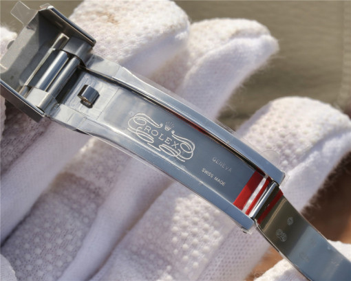 Replica Rolex Clasp Engravings