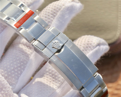 Replica Rolex GMT Master II L Steel Bracelet