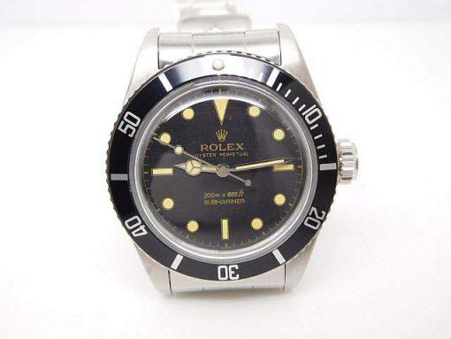 Rolex Rolex Submariner James Bond 01 (38mm) big crown 6538 Vintage 1955-Omega Spectre 007-Automatic-Top kwaliteit!