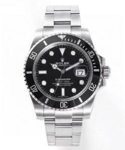 Relica horloges Rolex Submariner 001 Swiss Noob V12 Eta 3135 28800bph 40mm (116610LN) automatic Hoogste kwaliteit!